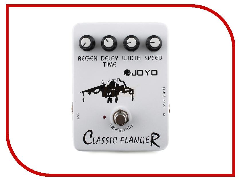 Педаль JOYO JF-07 Classic Flanger