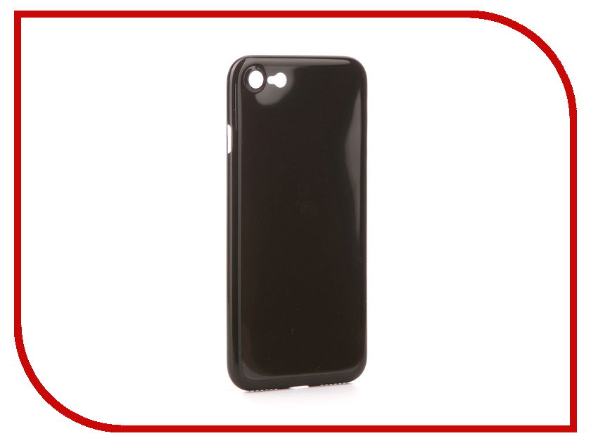 Аксессуар Чехол Goffi Ultra Slim для APPLE iPhone 7 Black GF-US2-I7S-B gf go7400 b