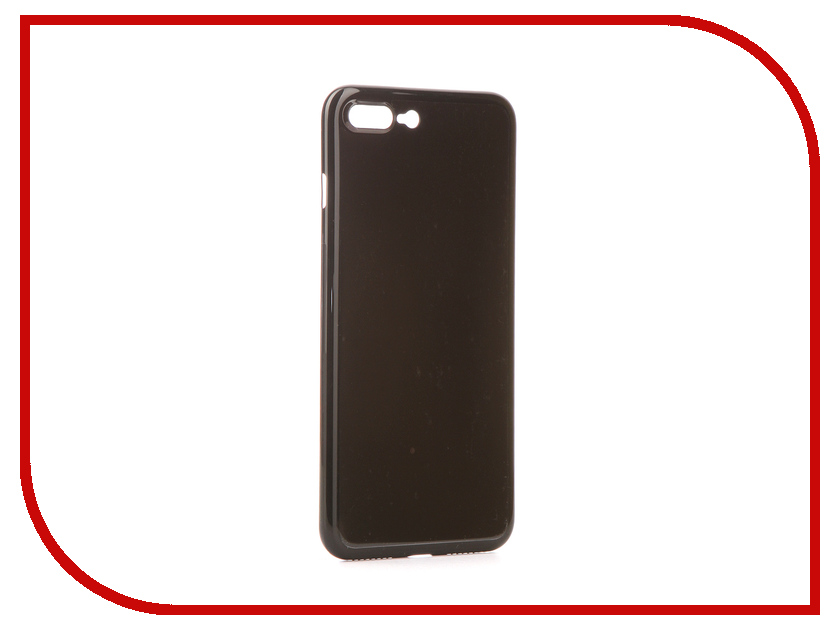 Аксессуар Чехол Goffi Ultra Slim для APPLE iPhone 7 Plus Black GF-US2-I7P-B gf go7400 b