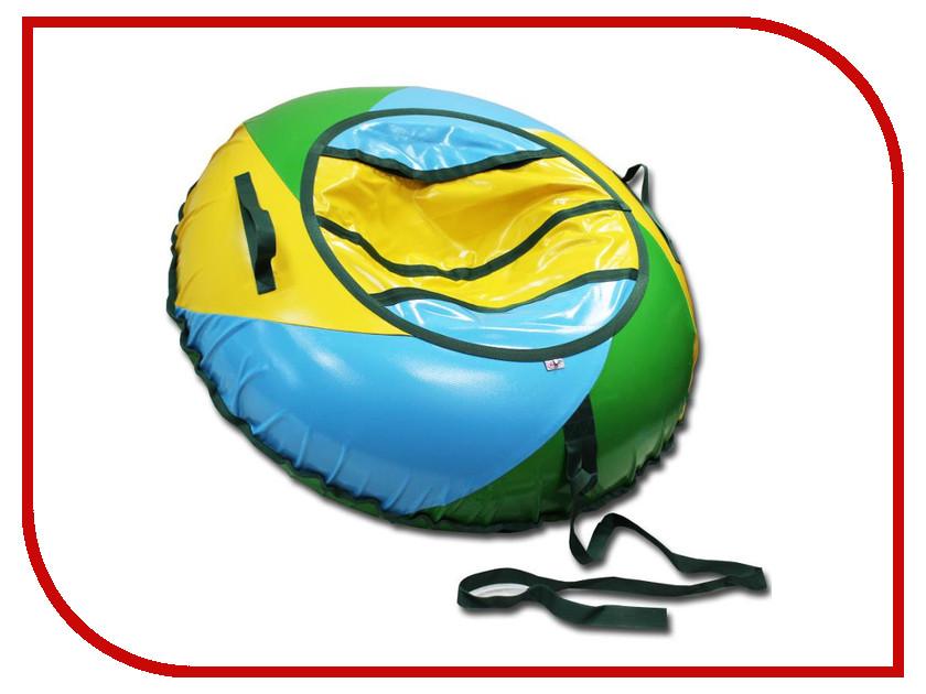 Тюбинг Belon Тент-спираль Пляж 85см аквалого черепаший пляж aqualogo 1 шт