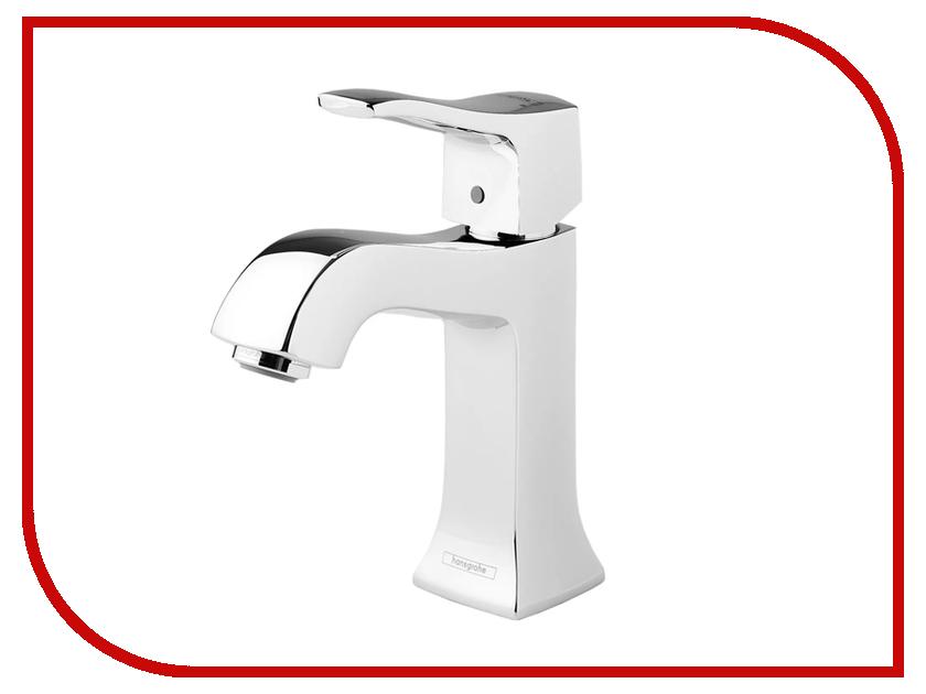 Смеситель Hansgrohe Metris Classic 31075000 hansgrohe metris classic 31478000 для ванны с душем