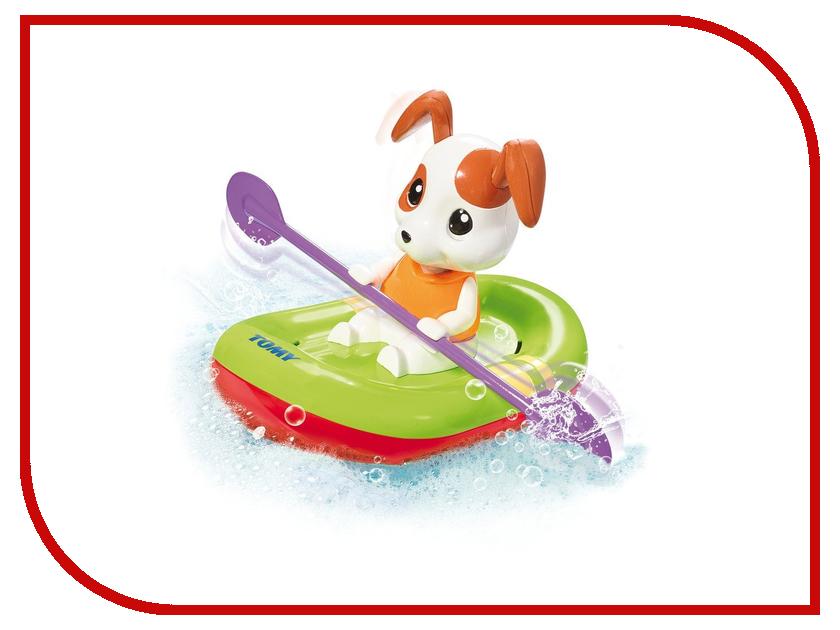 игрушка Tomy Щенок на лодке E72424