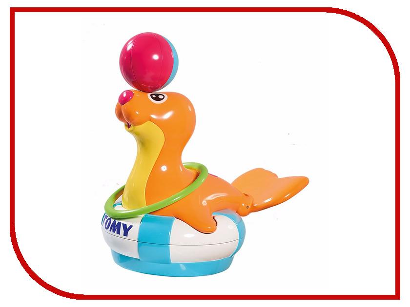 игрушка Tomy Морской котик Сэнди E72609 tomy bath друзья дельфины e6528