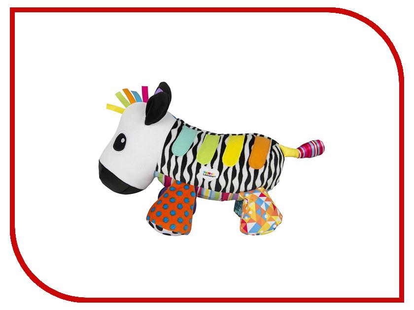 Игрушка Tomy Музыкальная зебра L27421 мягкие игрушки tomy музыкальная мягкая игрушка музыкальная коровка