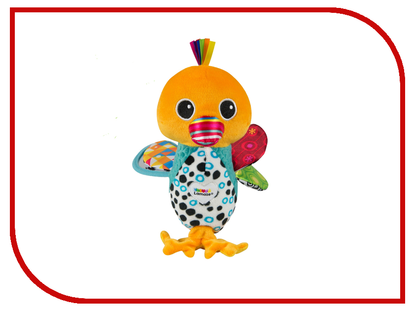 Игрушка Tomy Утёнок Уэйд L27517 игрушка музыкальная chicco утёнок 6995 3
