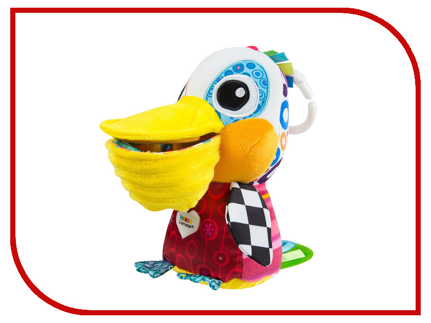 Игрушка Tomy Пеликанчик Филипп L27518 филипп траум