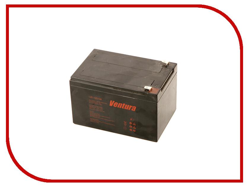 Аккумулятор для ИБП Ventura HR 1251W аккумулятор для ибп ventura hr 1290w