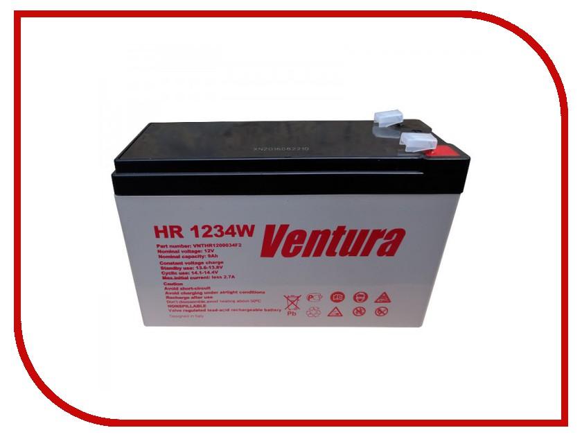 Аккумулятор для ИБП Ventura HR 1234W аккумулятор для ибп irbis blp12 5 0