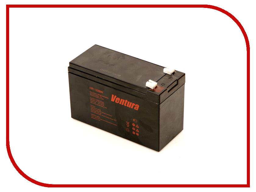 Аккумулятор для ИБП Ventura HR 1228W аккумулятор для ибп ventura hr 1290w