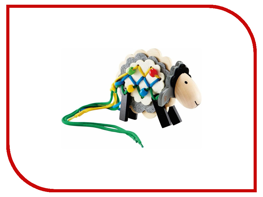 Игрушка Hape Овечка Е1049 игрушка hape овечка е1049