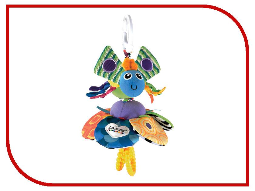 Здесь можно купить Жучок на цветочке  Игрушка Tomy Lamaze Жучок на цветочке LC27029 подвесные игрушки