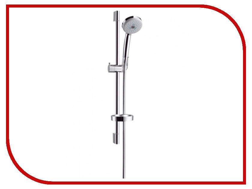Душевая стойка Hansgrohe Croma 100 Multi Unica C Shower Set 27775000 душевой гарнитур hansgrohe croma 100 multi unica 27775000