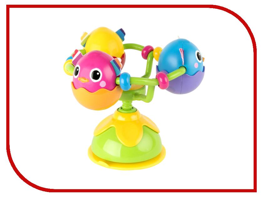 Погремушка Tomy Lamaze Веселые утята LC27242 tomy игрушка с присоской на стульчике веселые утята tomy lamaze