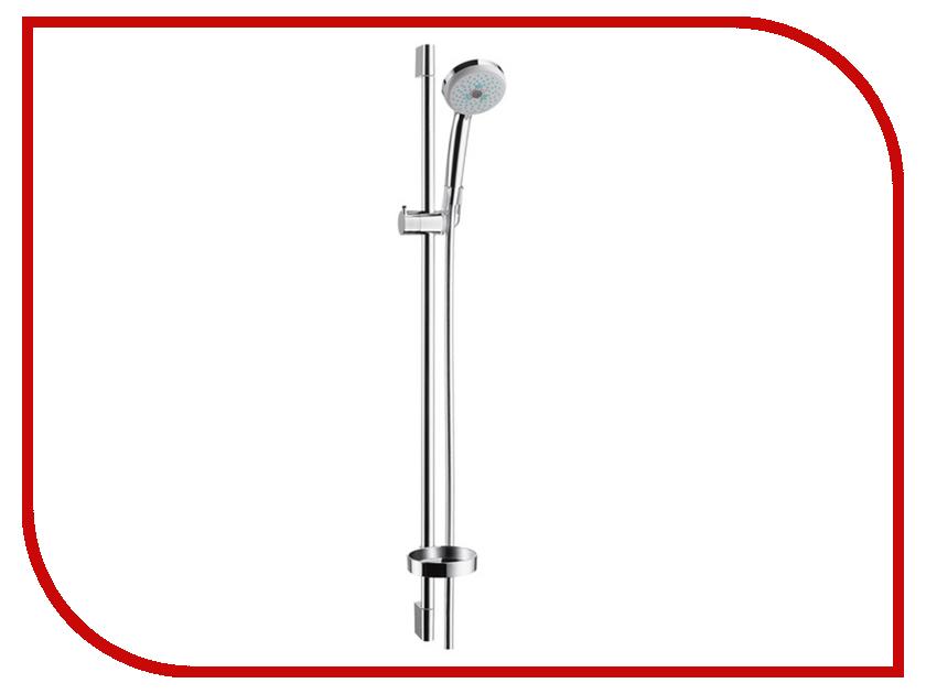 Душевая стойка Hansgrohe Croma 100 Multi Unica C Shower Set 27774000 душевой гарнитур hansgrohe croma 100 multi unica 27774000