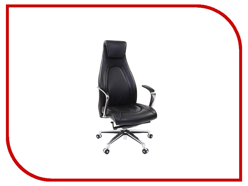 Компьютерное кресло Chairman Fuga Black 00-06108123 компьютерное кресло chairman 769 tw 11 black 00 06032440