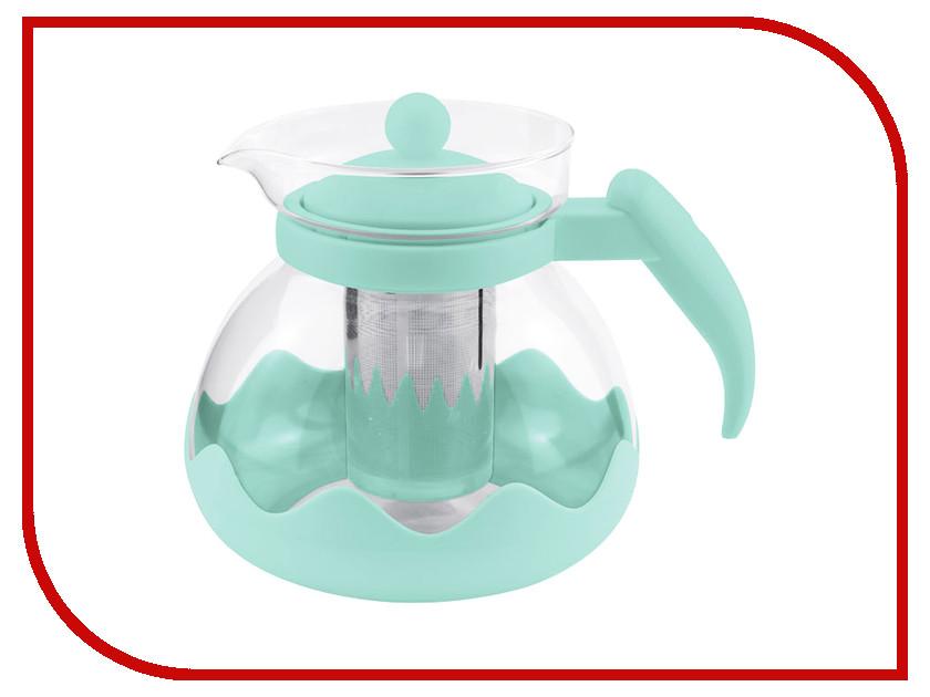 Чайник заварочный Alpenkok AK-5502/19 Turquoise 1.5L