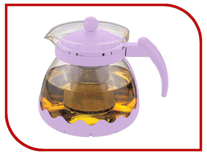 Чайник заварочный Alpenkok AK-5500/15 Lavender 700ml