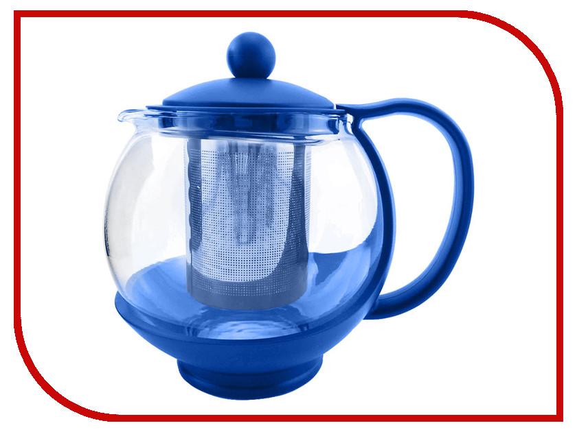 Чайник заварочный Alpenkok AK-5506/9 Blue 750ml