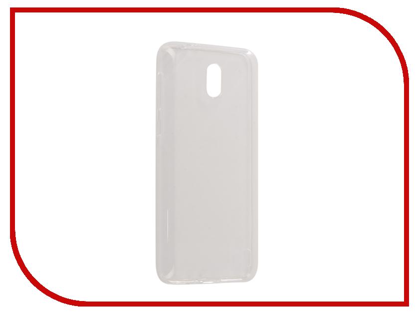 Аксессуар Чехол Nokia 2 iBox Crystal Silicone Transparent