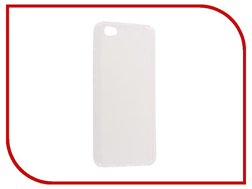 Аксессуар Чехол для Xiaomi Redmi Note 5A iBox Crystal Silicone Transparent аксессуар чехол для samsung galaxy a5 2017 ibox crystal transparent