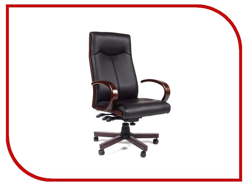 Компьютерное кресло Chairman CH411 Black 00-07001364 компьютерное кресло chairman 769 tw 11 black 00 06032440