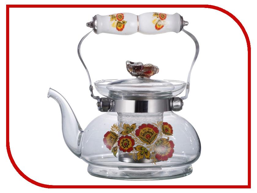 Чайник заварочный Alparaisa 900ml 9050/37 аксессуар alparaisa с32 011 bronze