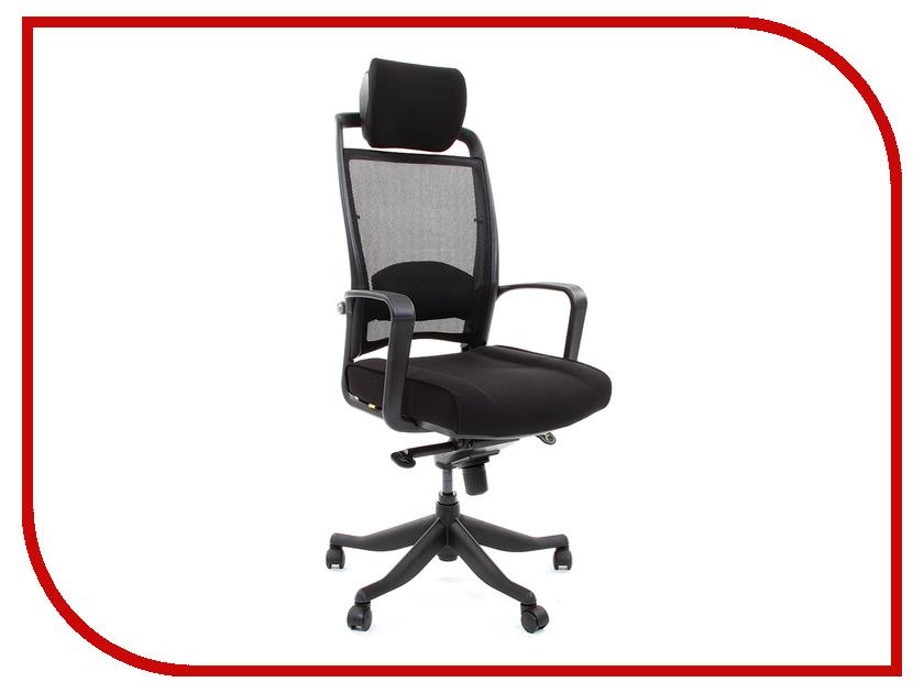 Компьютерное кресло Chairman 283 Black 00-06033874 компьютерное кресло chairman 769 tw 11 black 00 06032440