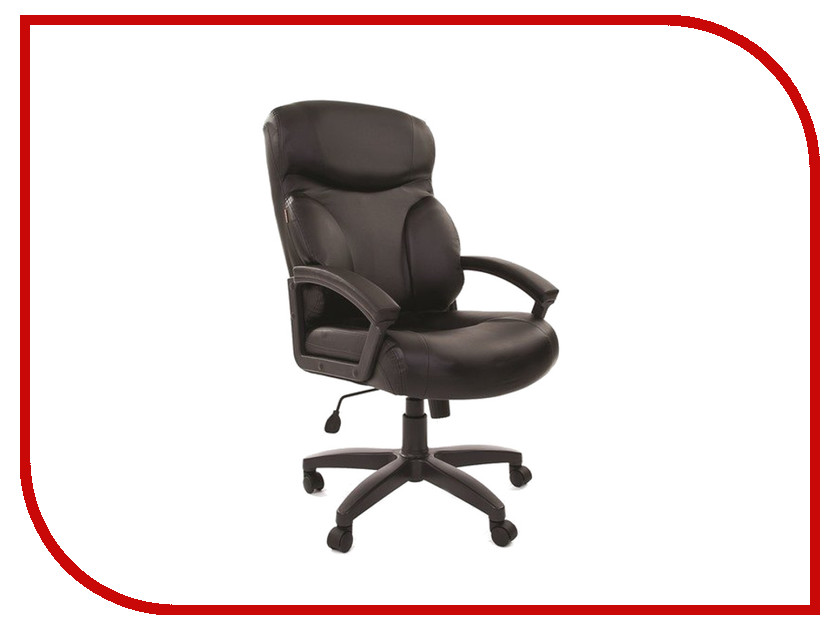 Компьютерное кресло Chairman 435 LT Black 00-07007495 компьютерное кресло chairman 727 серый