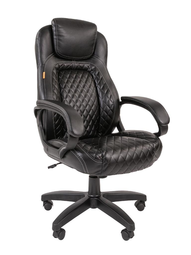 Компьютерное кресло Chairman 432 Black 7028641 / 00-07014855