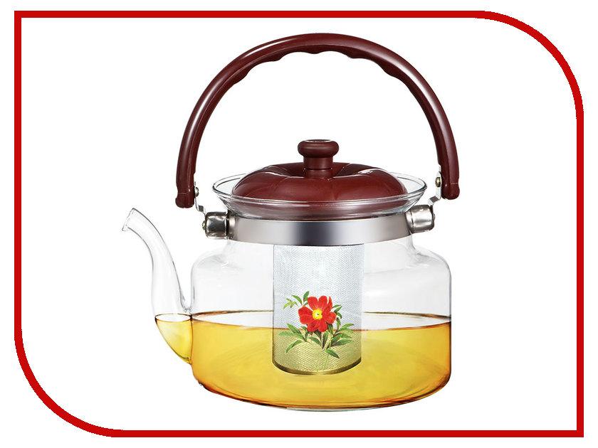 Чайник заварочный Webber 600ml BE-5580/3 Шиповник