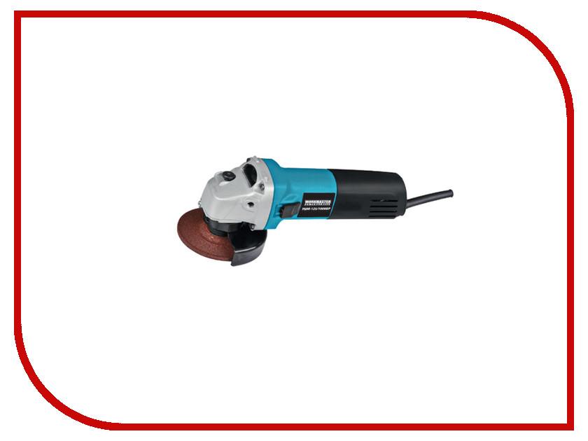 Шлифовальная машина Workmaster УШМ-125/1100БР насадки для ушм ермак щетка металлическая для ушм