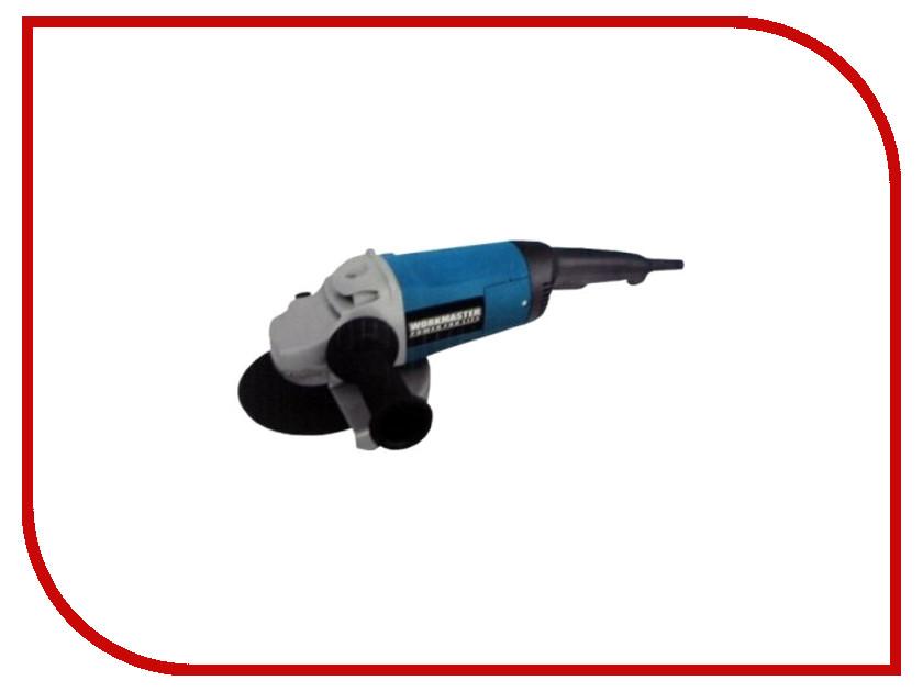 Шлифовальная машина Workmaster УШМ-230/2400 шлифовальная машина bosch gss 230 ave professional