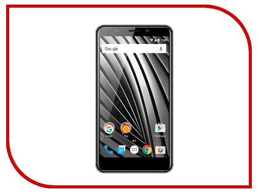 Сотовый телефон Vertex Impress Razor LTE Graphite