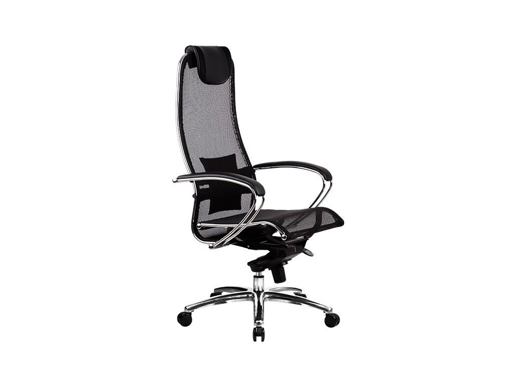 Компьютерное кресло Метта Samurai S-1.03 Black