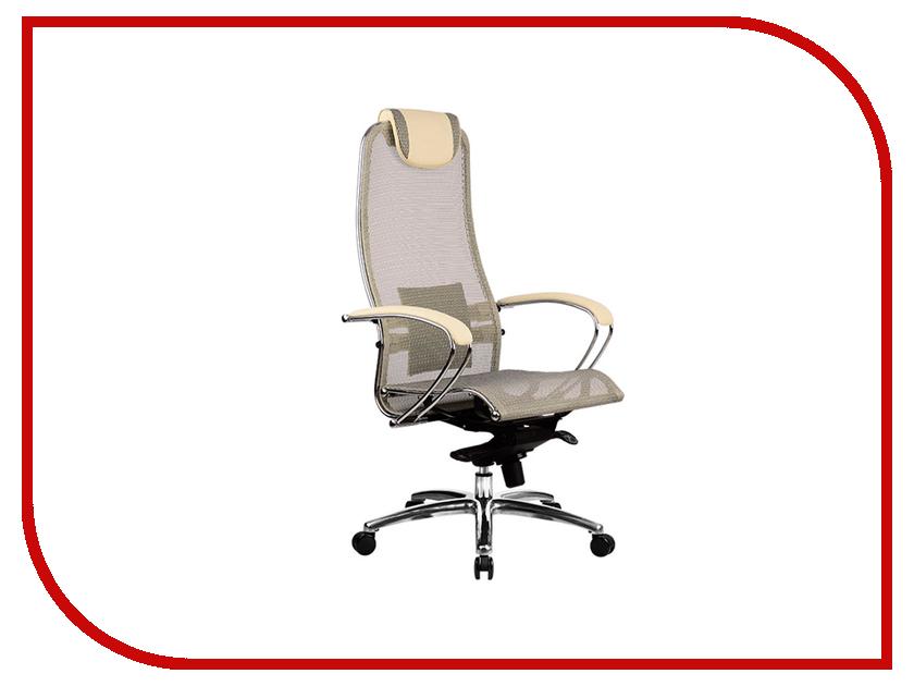 Компьютерное кресло Метта Samurai S-1.02 Beige