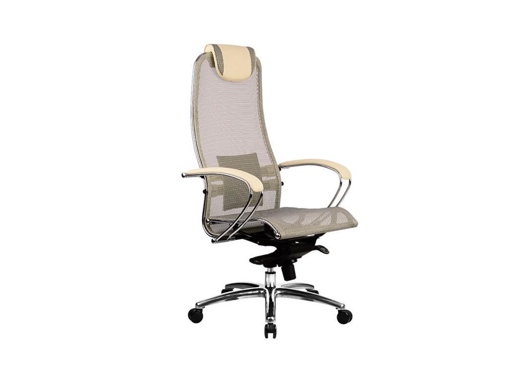 Компьютерное кресло Метта Samurai S-1.02 / S-1.03 Beige