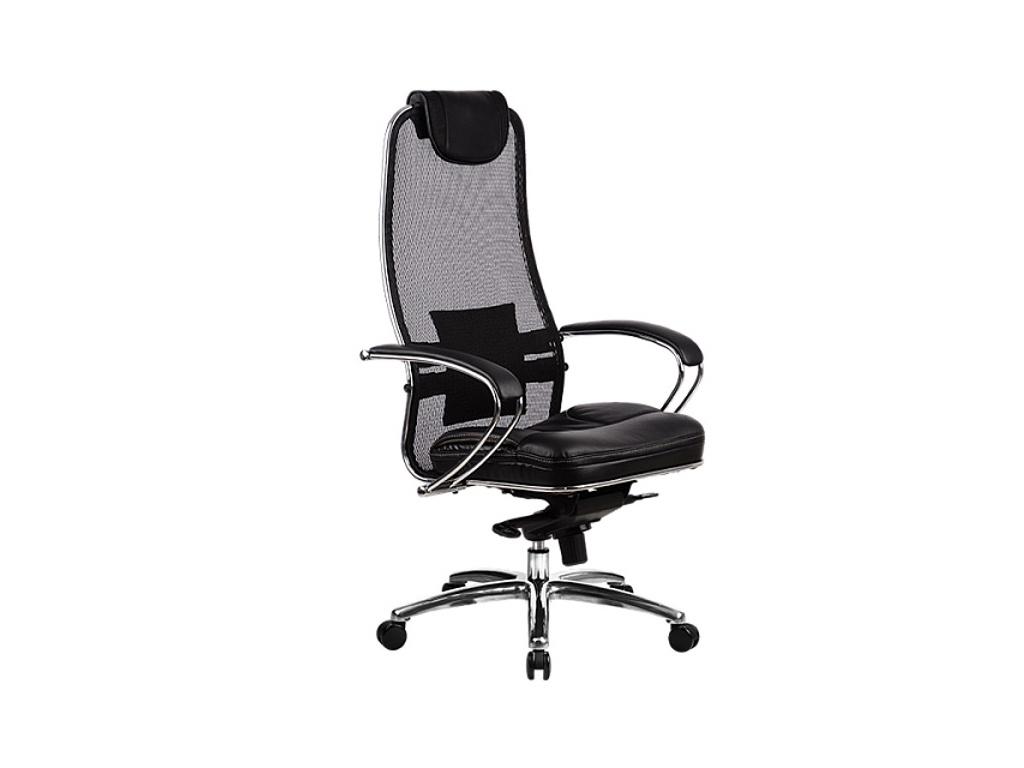 Компьютерное кресло Метта Samurai SL-1.03 Black