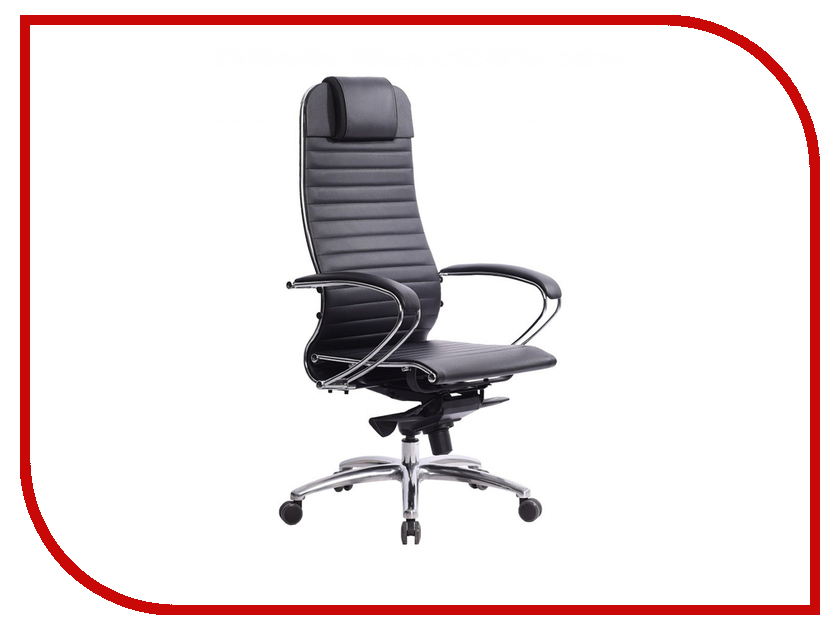 Компьютерное кресло Метта Samurai K-1.02 Black dxracer oh ea01 nr компьютерное кресло black red