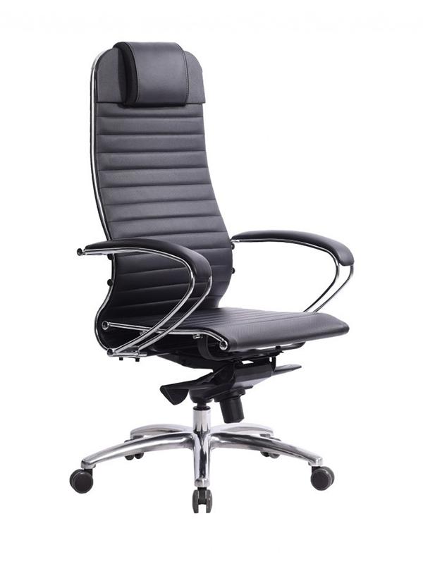 Компьютерное кресло Метта Samurai K-1.02 / K-1.03 Black
