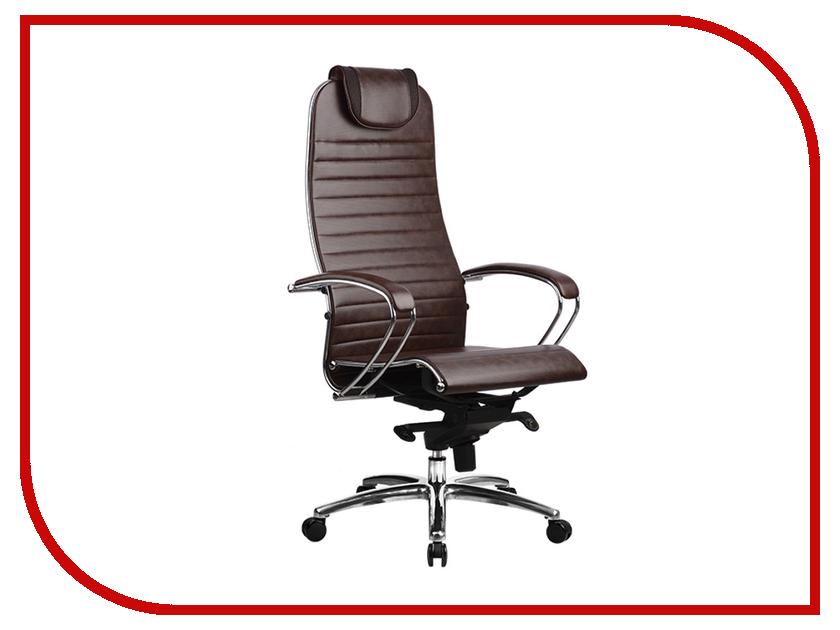 Компьютерное кресло Метта Samurai K-1.02 Dark-Brown zildjian 8 k custom dark