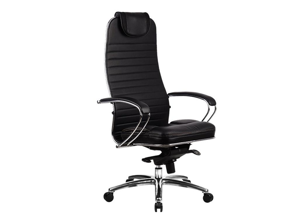 Компьютерное кресло Метта Samurai KL-1.02 / KL-1.03 Black