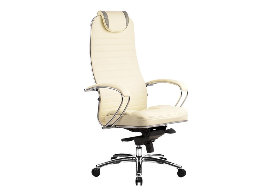 Компьютерное кресло Метта Samurai KL-1.02 / KL-1.03 Beige