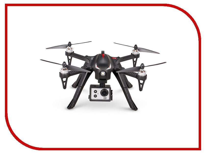 Квадрокоптер MJX Bugs 3 + C4000 mjx квадрокоптер на радиоуправлении bugs 2 w