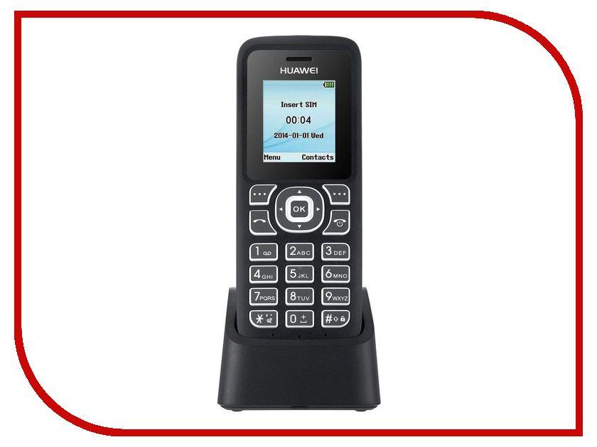 Сотовый телефон Huawei F362 Black