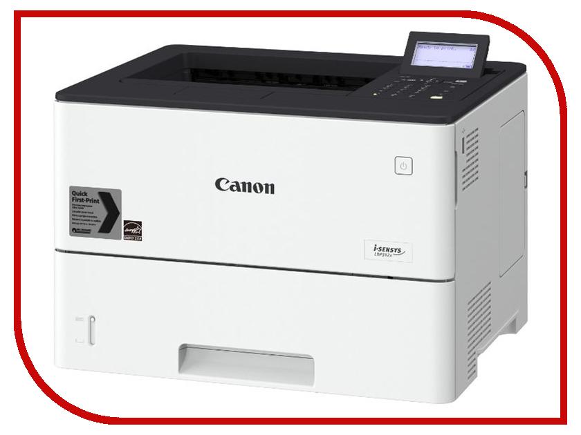 Принтер Canon i-SENSYS LBP312x canon i sensys mf237w мфу
