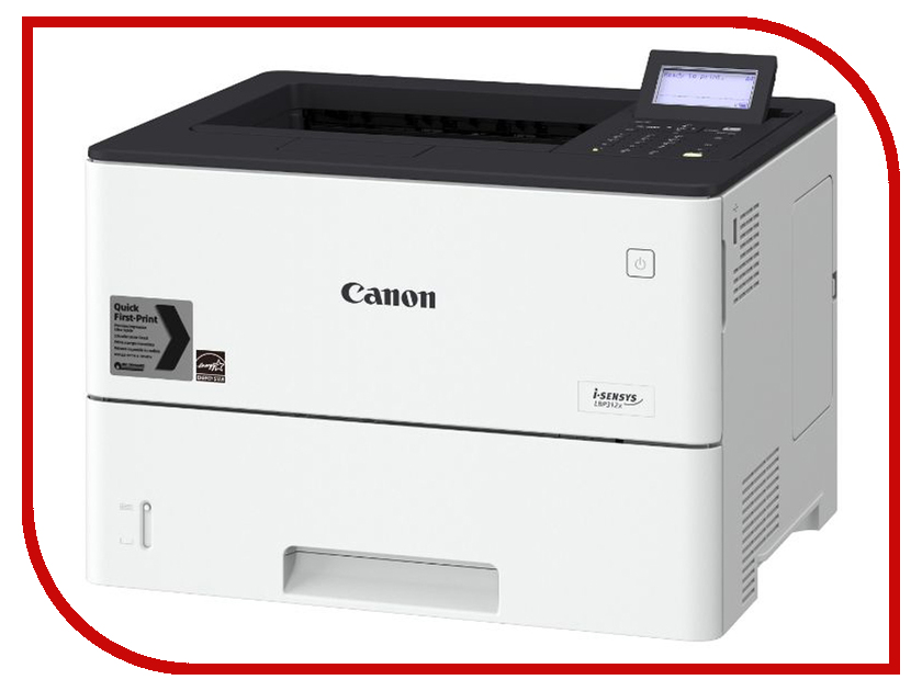 Принтер Canon i-SENSYS LBP312x принтер canon i sensys lbp654cx