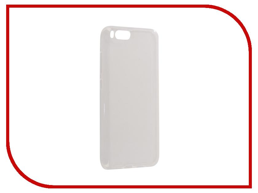 Аксессуар Чехол Xiaomi Mi6 Aksberry Silicone 0.33mm Transparent аксессуар чехол micromax q334 aksberry silicone transparent 0 33mm