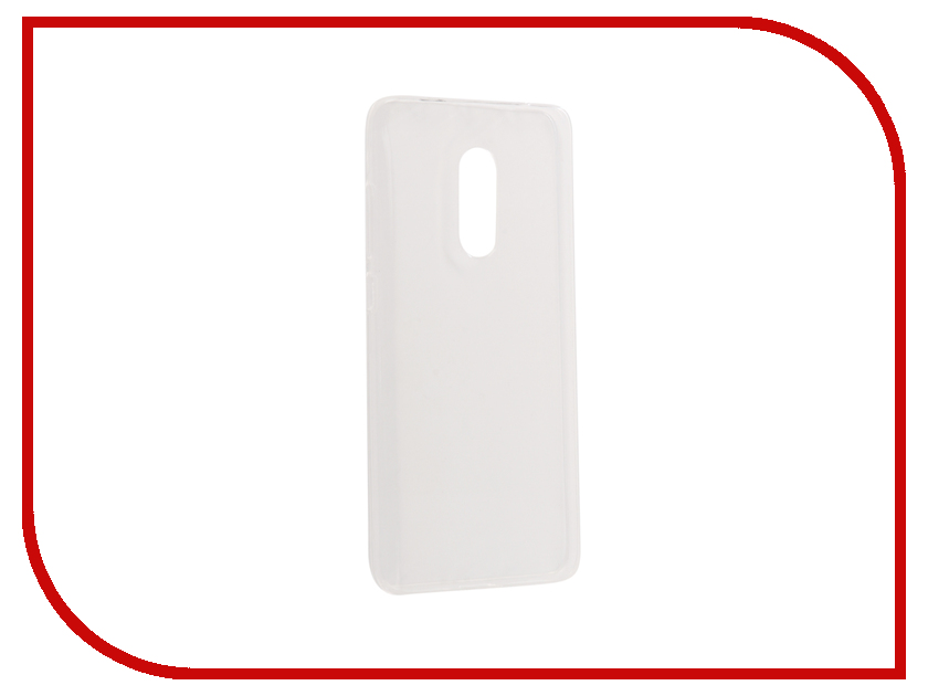 Аксессуар Чехол Xiaomi Redmi Note 4X Aksberry Silicone 0.33mm Transparent аксессуар чехол xiaomi redmi 4 onext silicone transparent 70500