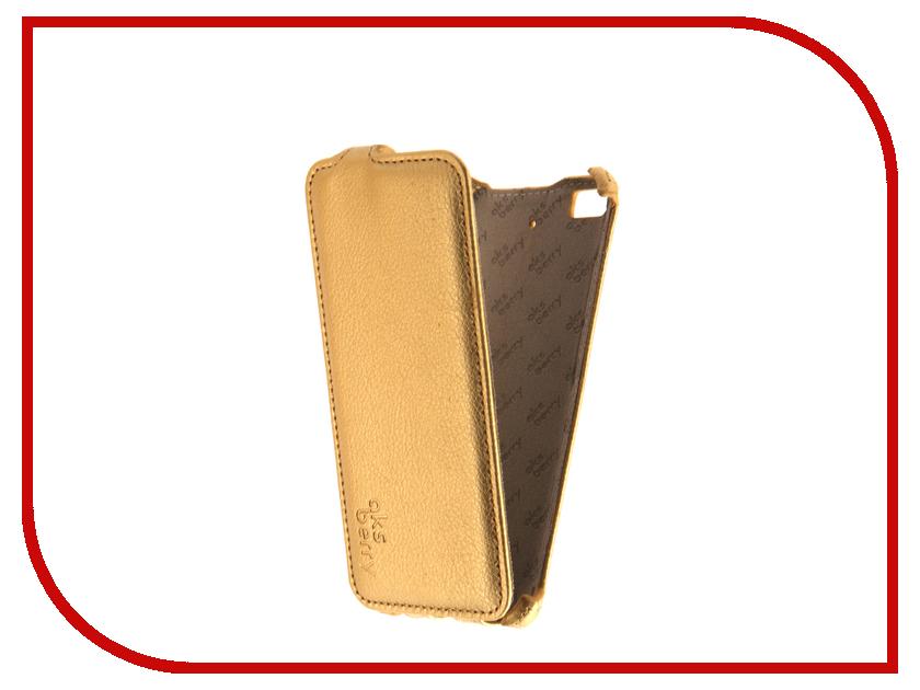 Аксессуар Чехол Xiaomi Mi5S Aksberry Gold