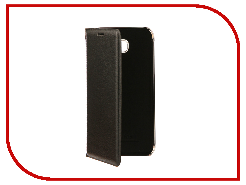 Аксессуар Чехол Samsung Galaxy A7 2017 Aksberry Air Case Black аксессуар чехол samsung sm a510f galaxy a5 2016 aksberry black